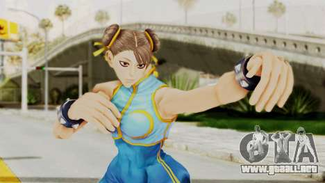 Chun Li Big Ass para GTA San Andreas