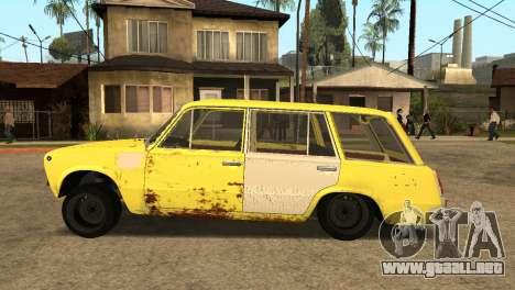VAZ 2102 BK para GTA San Andreas left