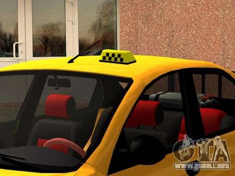Daewoo Lanos (Sens) 2004 v1.0 by Greedy para las ruedas de GTA San Andreas