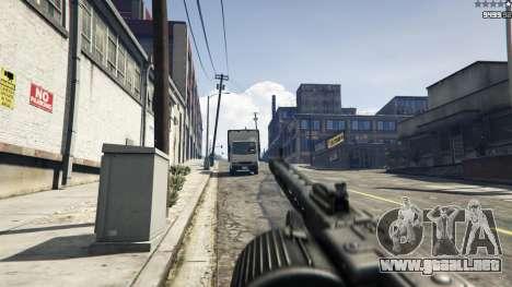 GTA 5 MG-42 octavo captura de pantalla