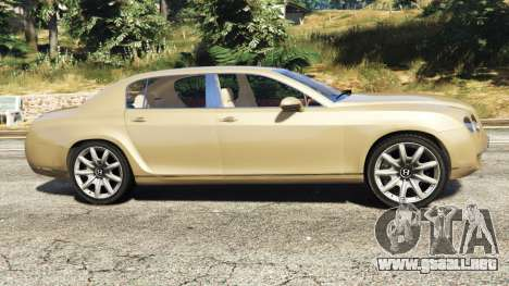 Bentley Continental Flying Spur 2010 para GTA 5