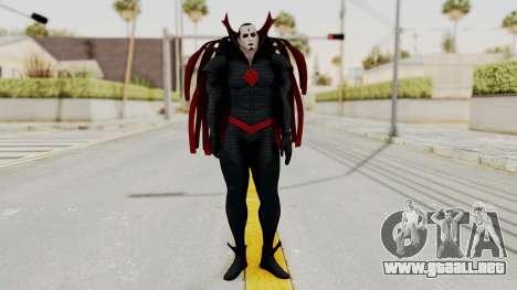 Deadpool The game - Sinister para GTA San Andreas segunda pantalla