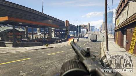 GTA 5 MG-42 séptima captura de pantalla