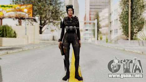 Counter Strike Online 2 - Lisa para GTA San Andreas segunda pantalla
