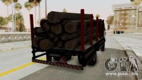 FAP Kamion za Prevoz Trupaca para GTA San Andreas left