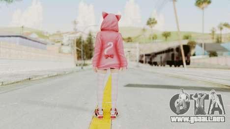 DoA5 LR Marie Rose Newcomer Set для GTA San Andreas