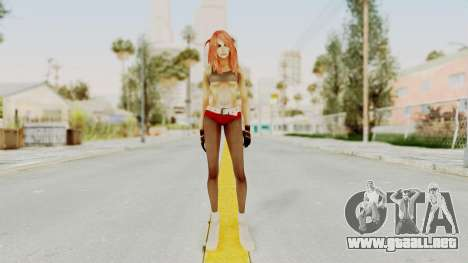 Bad Girl v2 para GTA San Andreas