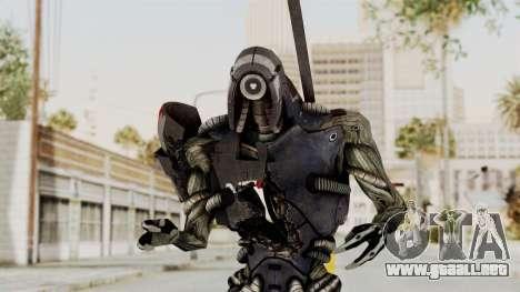 Mass Effect 2 Legion para GTA San Andreas