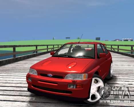 Ford Escort RS Cosworth para GTA 4