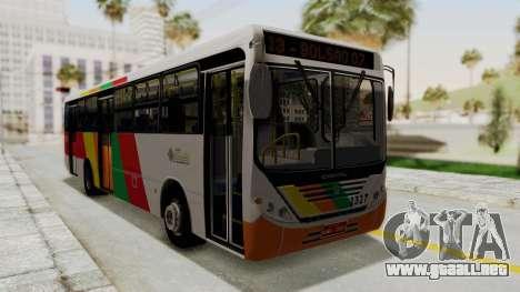 Comil Svelto Carretera Trans Líder para GTA San Andreas