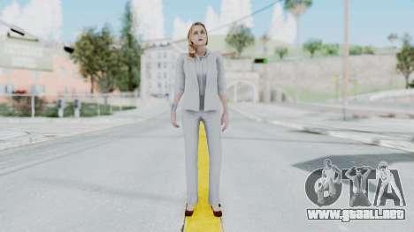 Resident Evil Revelations 2 - Alex Wesker para GTA San Andreas segunda pantalla