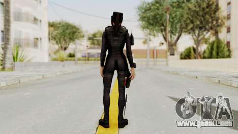 Counter Strike Online 2 - Lisa para GTA San Andreas tercera pantalla