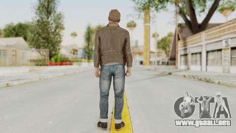 Jack Joyce para GTA San Andreas tercera pantalla