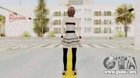 Fatal Frame 4 - Rukka White Dress para GTA San Andreas tercera pantalla