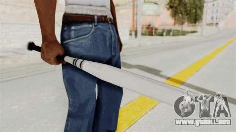 Metal Slug Weapon 3 para GTA San Andreas segunda pantalla