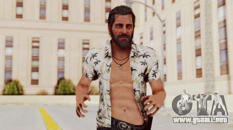 Far Cry 3 - Buck para GTA San Andreas