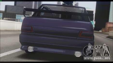 2115 para visión interna GTA San Andreas
