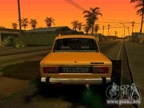 VAZ 2106 Stoke para GTA San Andreas left