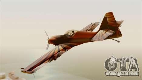 Zlin Z-50 LS para GTA San Andreas left
