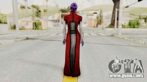 Mass Effect Council Tevos para GTA San Andreas tercera pantalla