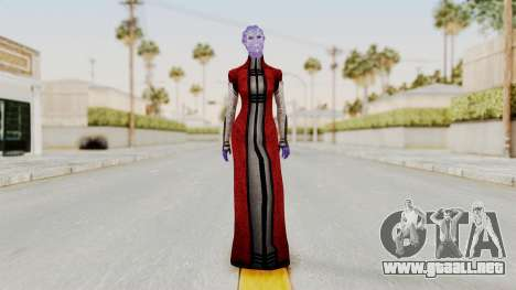 Mass Effect Council Tevos para GTA San Andreas segunda pantalla