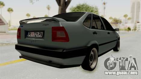 Fiat Tempra para la visión correcta GTA San Andreas