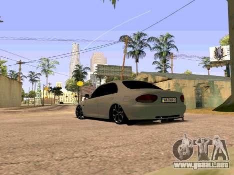 Mazda Xedos 6 para GTA San Andreas left