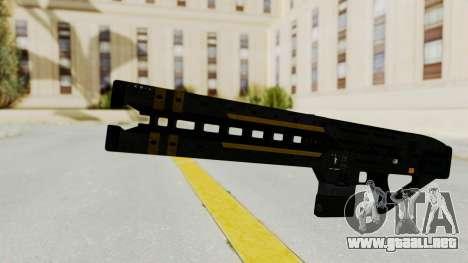 Railgun para GTA San Andreas