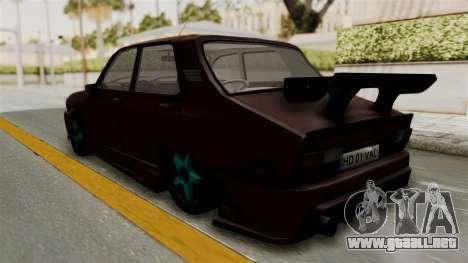 Dacia 1310 TX Tuning para GTA San Andreas left