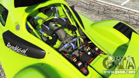 GTA 5 Radical RXC Turbo vista lateral derecha