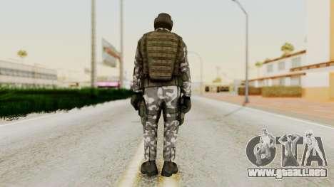 Black Mesa - HECU Marine Medic v1 para GTA San Andreas tercera pantalla