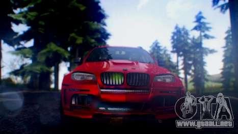 Cry ENB V4.0 SAMP NVIDIA para GTA San Andreas segunda pantalla