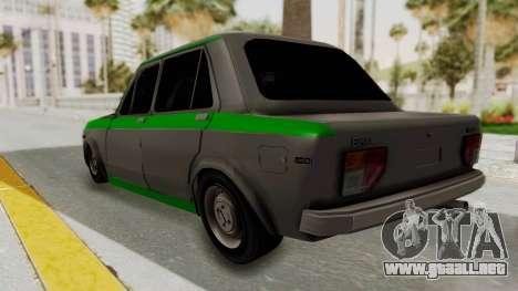Fiat 128 De Picadas para GTA San Andreas left