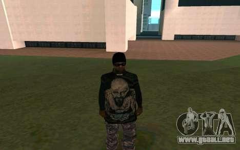 Ballas Gang Member para GTA San Andreas
