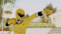Alien Rangers - Yellow para GTA San Andreas