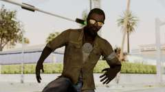 Far Cry 3 - Dennis Rogers para GTA San Andreas