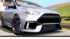 Ford Focus RS 2017 para GTA San Andreas