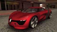Renault Dezir Concept para GTA San Andreas
