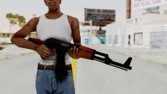 Liberty City Stories AK-47 para GTA San Andreas