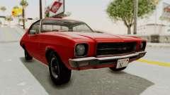 Holden Monaro GTS 1971 SA Plate IVF para GTA San Andreas