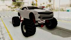Chevrolet Camaro SS 2010 Monster Truck