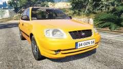 Hyundai Accent Admire para GTA 5