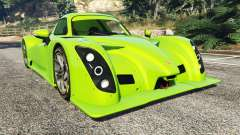 Radical RXC Turbo para GTA 5