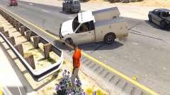 Realista de los daños en el GTA 5 para GTA 5