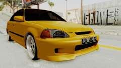 Honda Civic Vermidon para GTA San Andreas