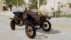 Ford T 1912 Open Roadster v2 para GTA San Andreas