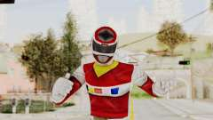 Power Rangers In Space - Red para GTA San Andreas