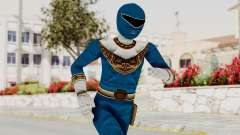 Power Ranger Zeo - Blue para GTA San Andreas