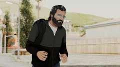 GTA 5 Michael v3 para GTA San Andreas