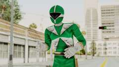 Power Rangers Lightspeed Rescue - Green